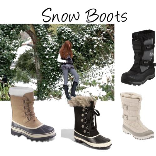 snow boots | A*cute