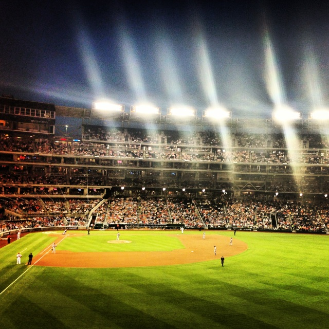 Photo: My instagram feed, Nationals Stadium.
