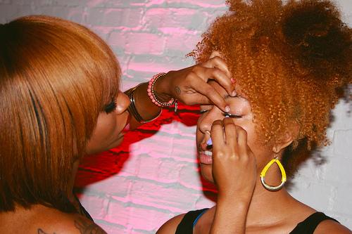 Beauty Bar Make-over (Photo credit: Desmond B.)