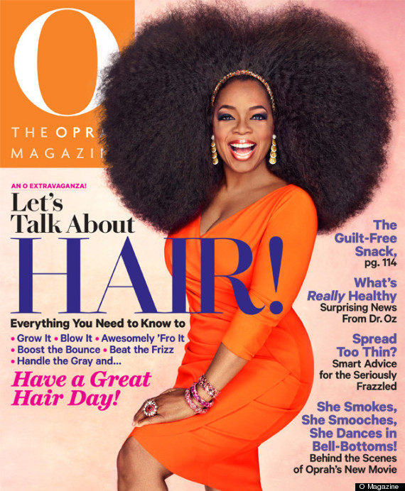 Oprah: Big Hair, Don't Care