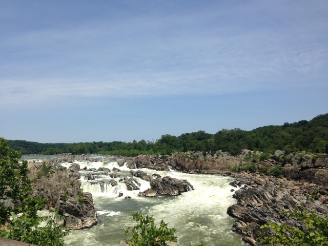 Great Falls National Park, VA (Photo: Me!)