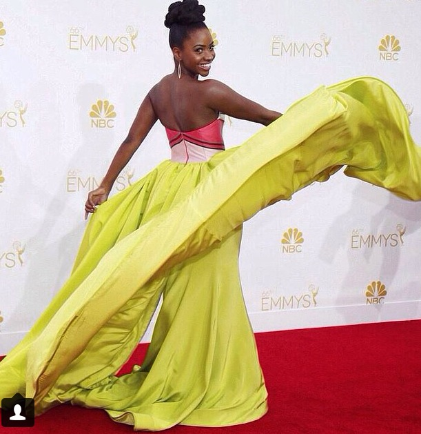 Mad Men's Teyonah Parris